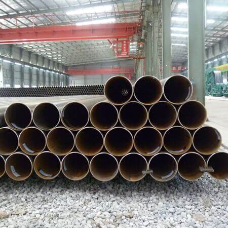 API 5L Welded SAW Pipes